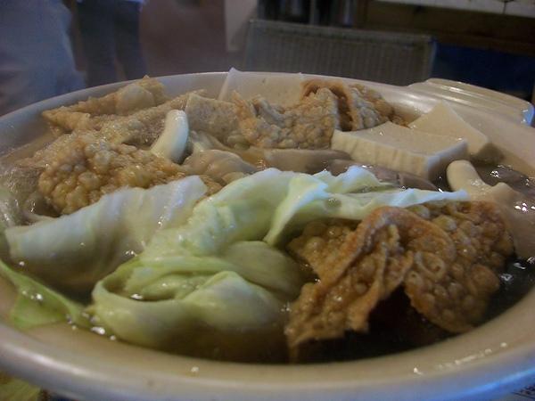養生藥膳鍋+有機蔬菜配料