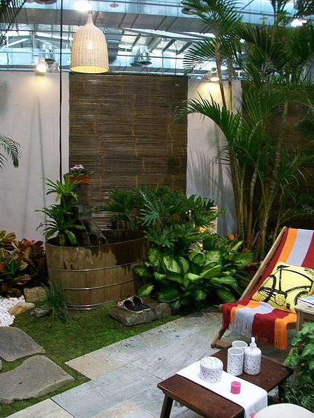 庭園造景展