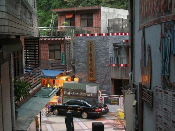 烏來台車博物館
