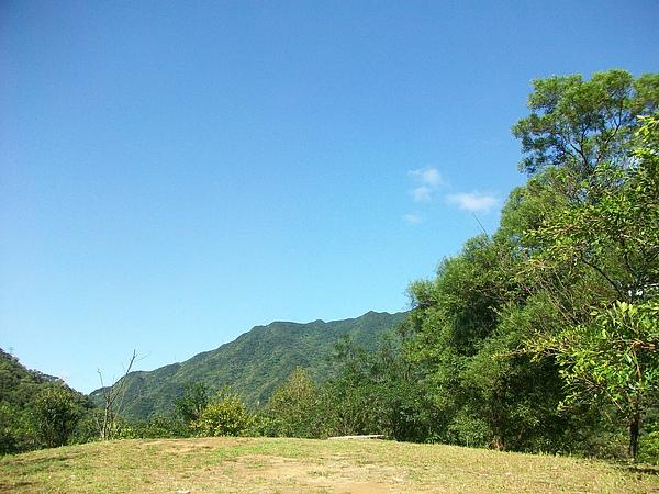 神社旁風景
