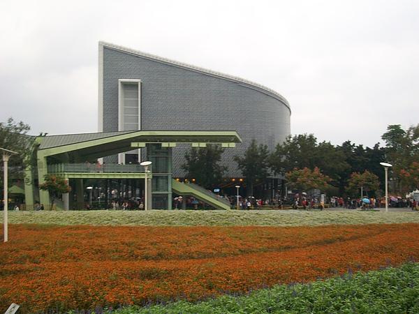地景花海+流行館