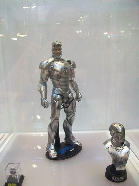 iron man silver2代