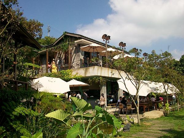 天空之城鳥人餐廳