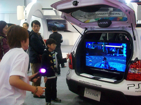 LIVINA PS3版