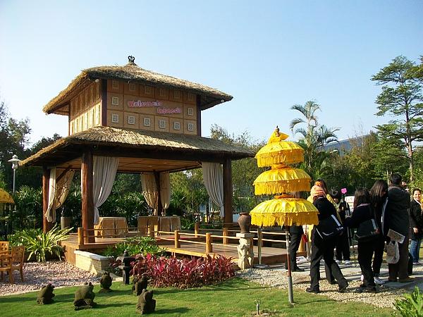 寰宇庭園印尼