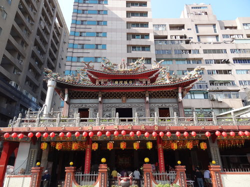 松山台北府城隍廟01