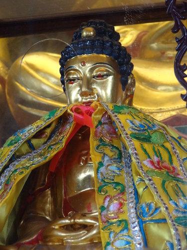 二樓奉祀佛祖ˋ觀世音菩薩