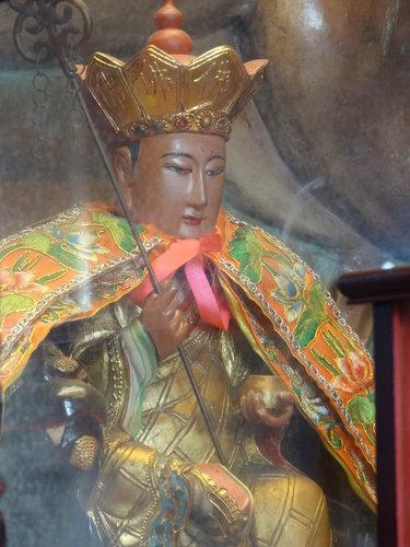 二樓奉祀地藏王菩薩