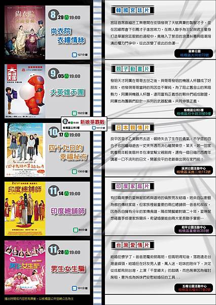 2015(下)板橋假日電影院(DM)