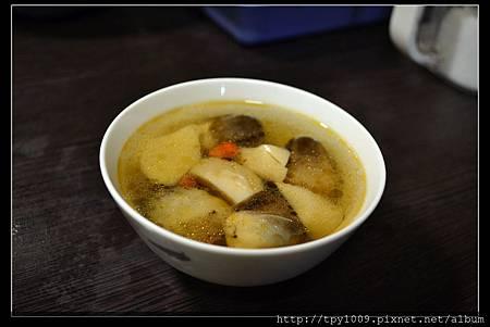 藥膳菇菇湯