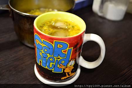 百香果香柚蜂蜜汁