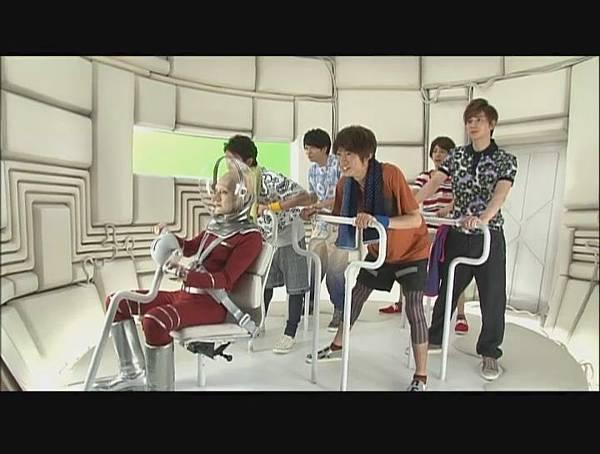 2012 0609 JAL CM Making (3)