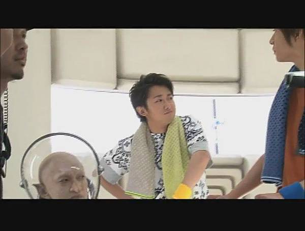 2012 0609 JAL CM Making (6)