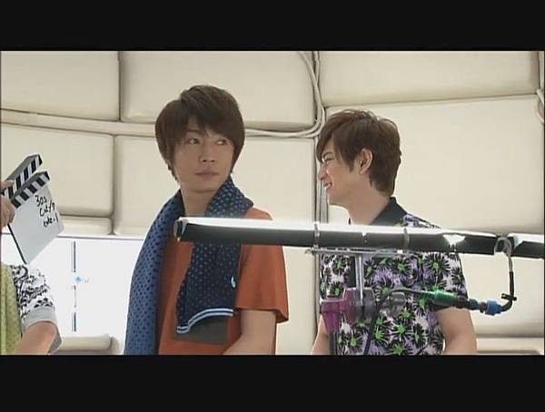 2012 0609 JAL CM Making (5)