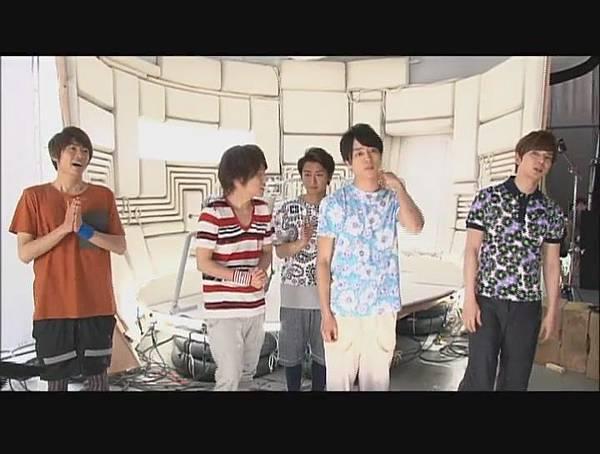 2012 0609 JAL CM Making (9)