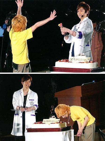 2012 0617 waku waku birthday cake