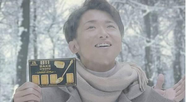 2012 CM Morinaga bake creamy clip (3)