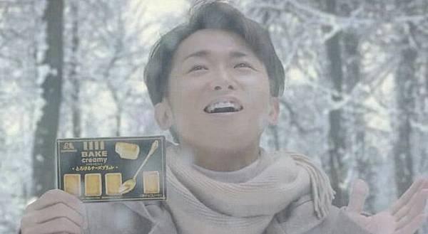 2012 CM Morinaga bake creamy clip