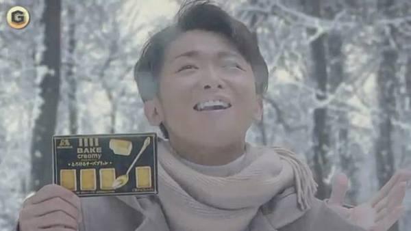 2012 CM Morinaga My Creamy Memory clip2 (1)