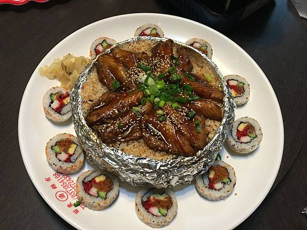 【2017 Jan.】御日式平價料理年菜桌菜