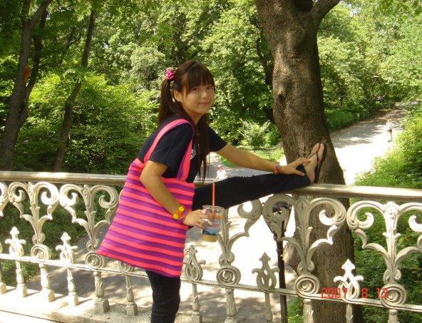 Central Park in Summertime