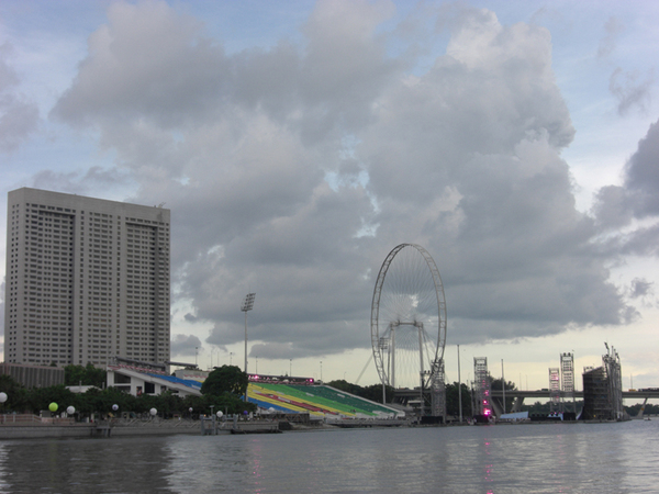 亞洲最大模天輪