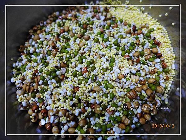 番薯小米薏仁粥