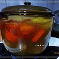 蔬菜水果綜合排骨湯