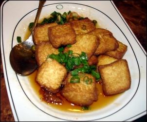 泰式燒豆腐