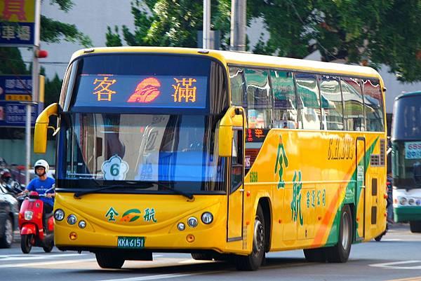 全航客運 KKA-6151