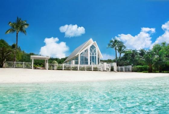 璀璨鑽石教堂