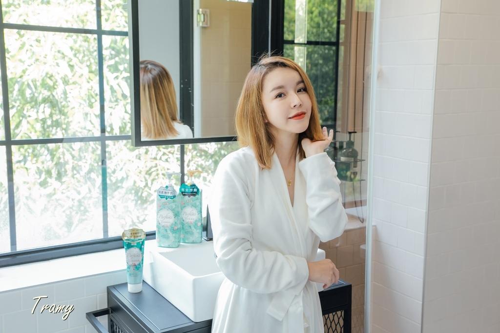 水平衡香水洗潤護髮系列