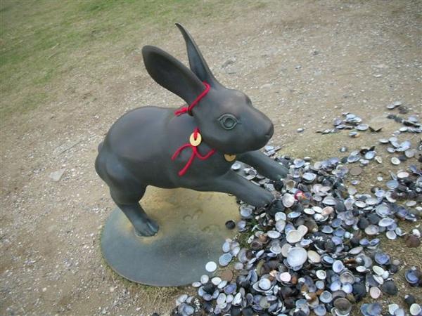 兔子有愛吃蜆仔嗎?!
