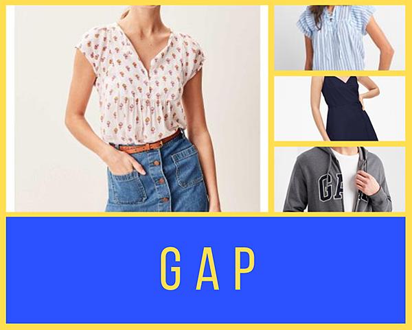 GAP - 美国国民服饰品牌
