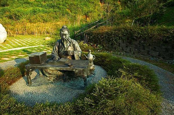 坪林石雕公園石像