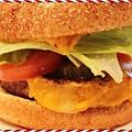 美式漢堡1