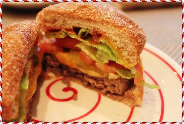 美式漢堡3