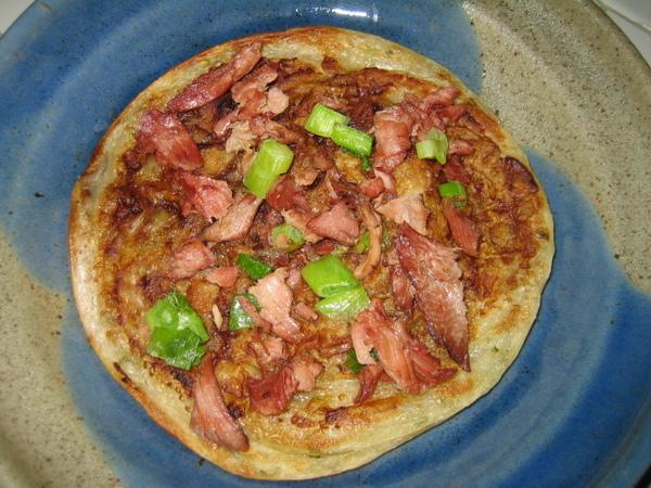 火雞肉卷餅-1