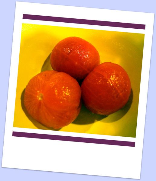 梅子漬番茄