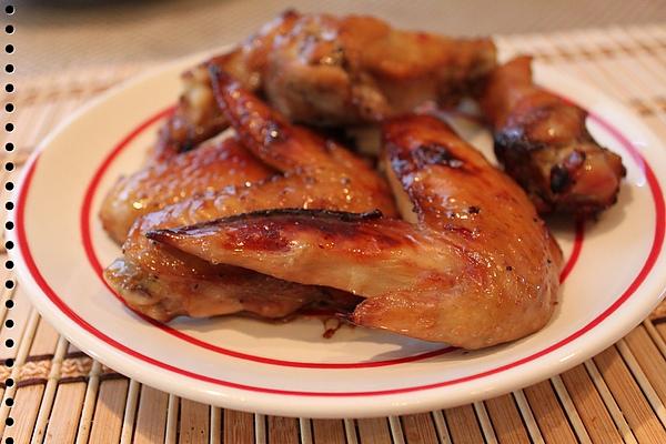 簡易烤雞翅