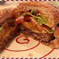 美式漢堡2