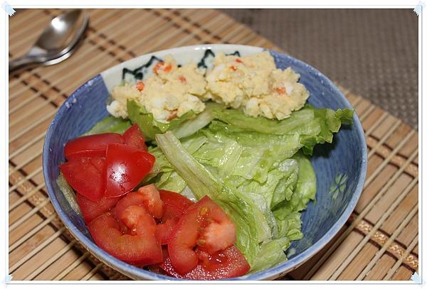馬鈴薯生菜沙拉