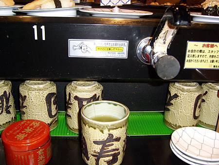 淺草平價美食--元祖壽司