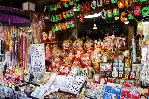 東京柴又舊街