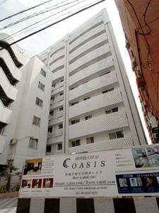 大阪Chuo Oasis Hotel