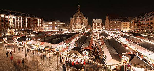 德國Christkindlesmarkt