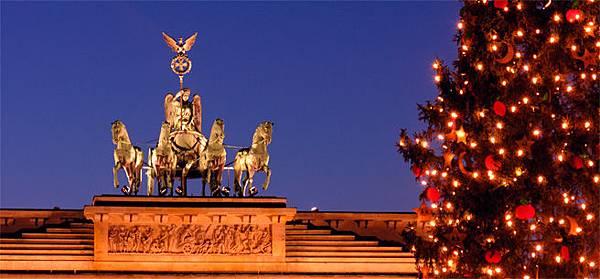 德國柏林聖誕市集