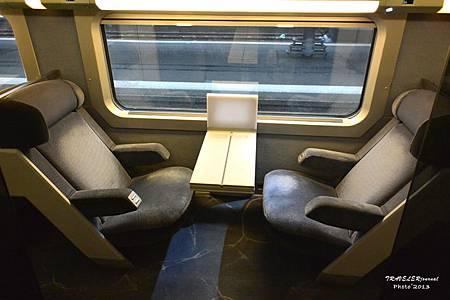 TGV座位
