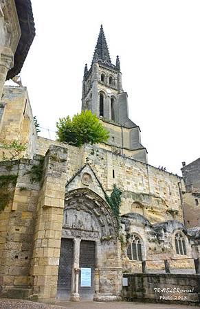 聖艾美濃教堂