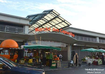 波爾多市場